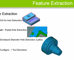 Alphacam 2014 R2 - Feature Extraction